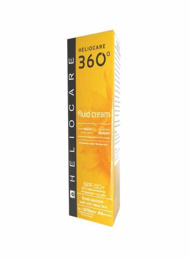 Heliocare Heliocare 360 Fluid Cream SPF50+ 50ml Renksiz